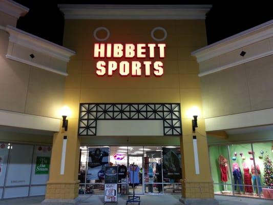 Hibbits Shoe Store