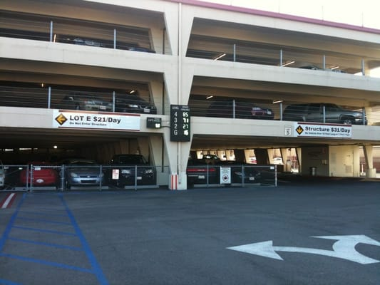 Car Rental Burbank Airport: Bob Hope Airport Parking