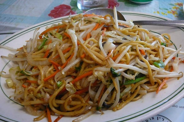 Vegetable Chow Mein | Yelp