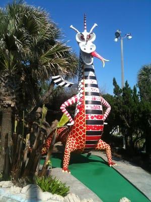 Magic Carpet Golf Amusement Parks Galveston Tx Yelp
