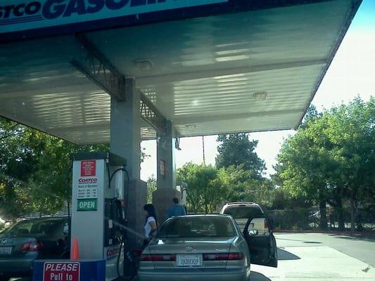 Cheapest Gas Near Me >> Costco Gas Station - Gas & Service Stations - Sacramento, CA - Reviews - Photos - Yelp