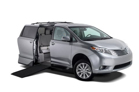 toyota sienna with vmi northstar conversion yelp. Black Bedroom Furniture Sets. Home Design Ideas