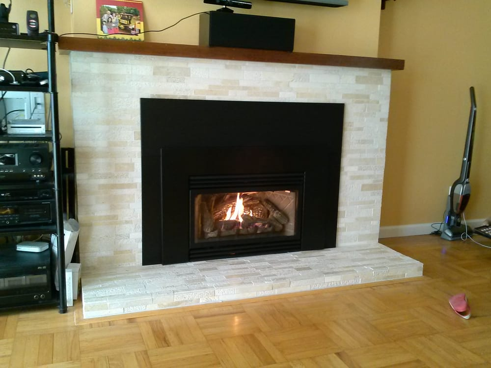 Fireplace Refacing At Daly City Ca Yelp