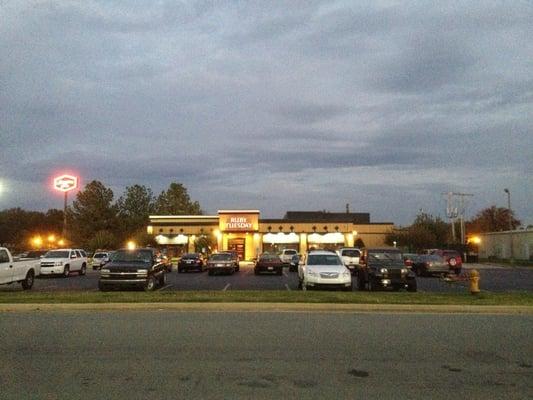 Ruby Tuesday Restaurant Restaurants Russellville Ar