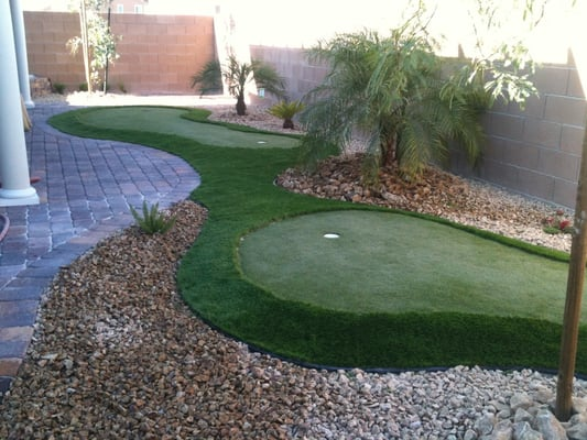 Solid Green landscaping - Home Services - North Las Vegas ...