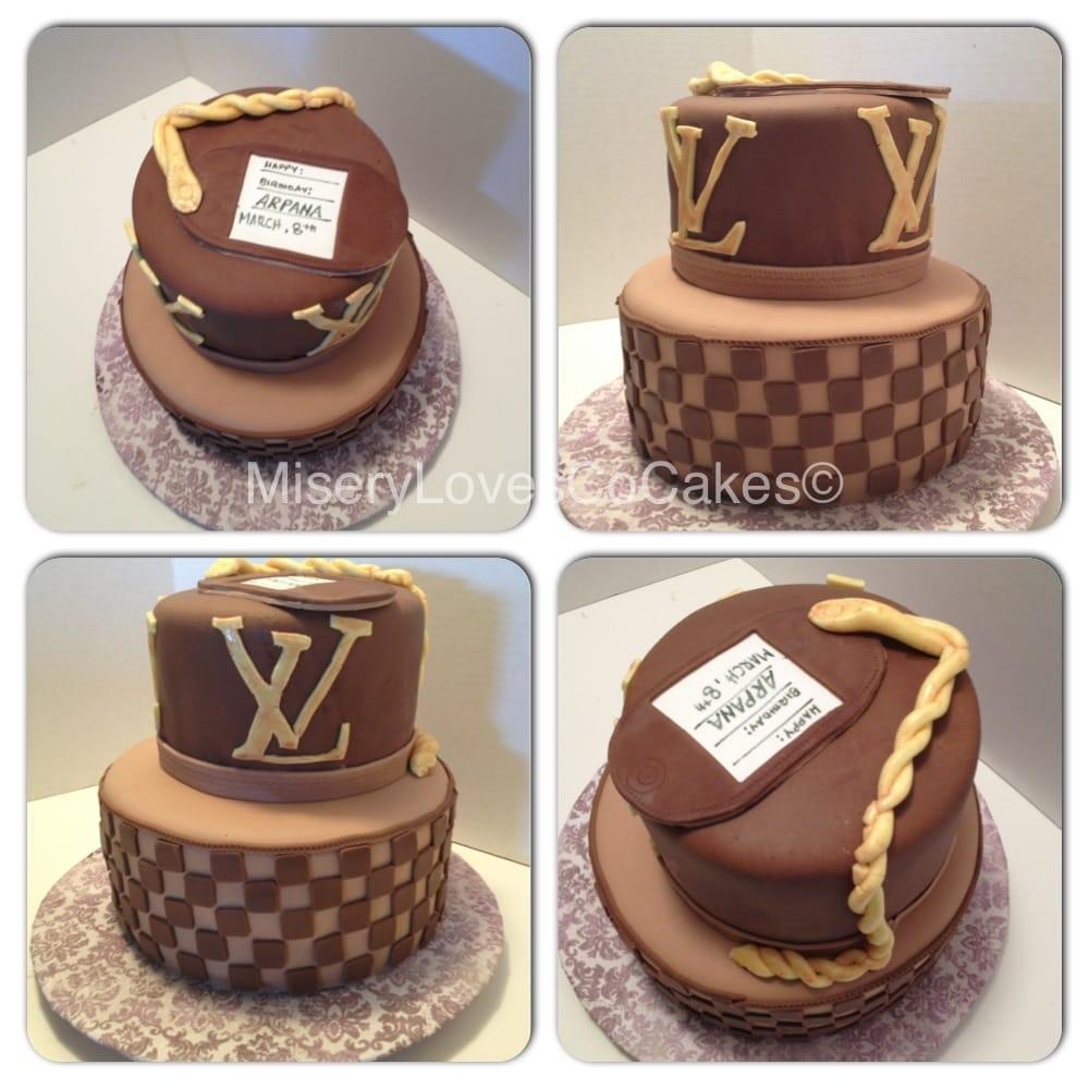 The Quot King Louis Quot Louis Vuitton Cake Yelp