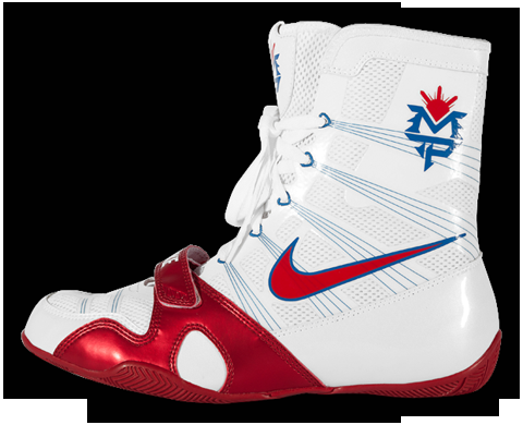Nike Hyperko Boxing Shoes Custom
