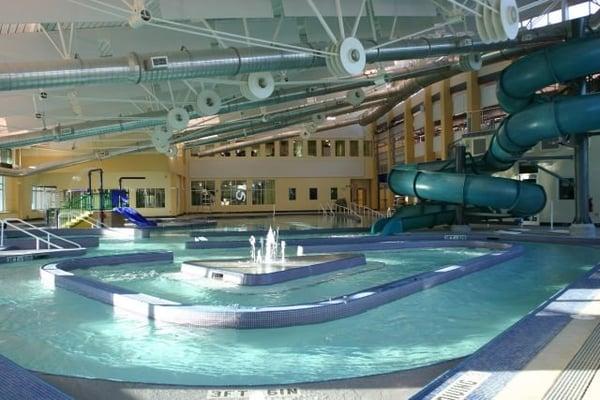 Tom Muehlenbeck Center Leisure Centers Plano Tx