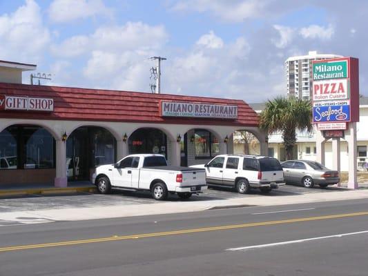 Daytona Beach Pizza Restaurants