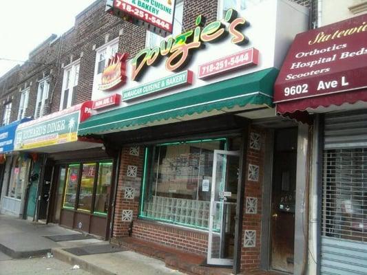 Dougie S Jamaican Restaurant