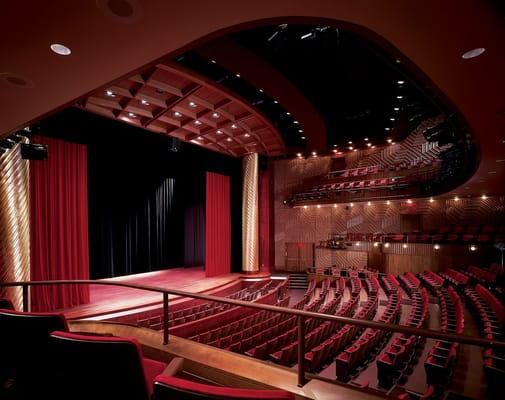 The 25 Most Amazing University Performing Arts Centers