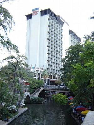 Hilton Palacio Del Rio Hotels Downtown San Antonio