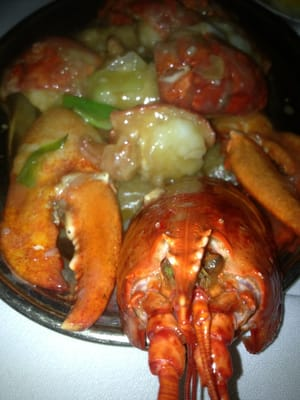 lobster tub