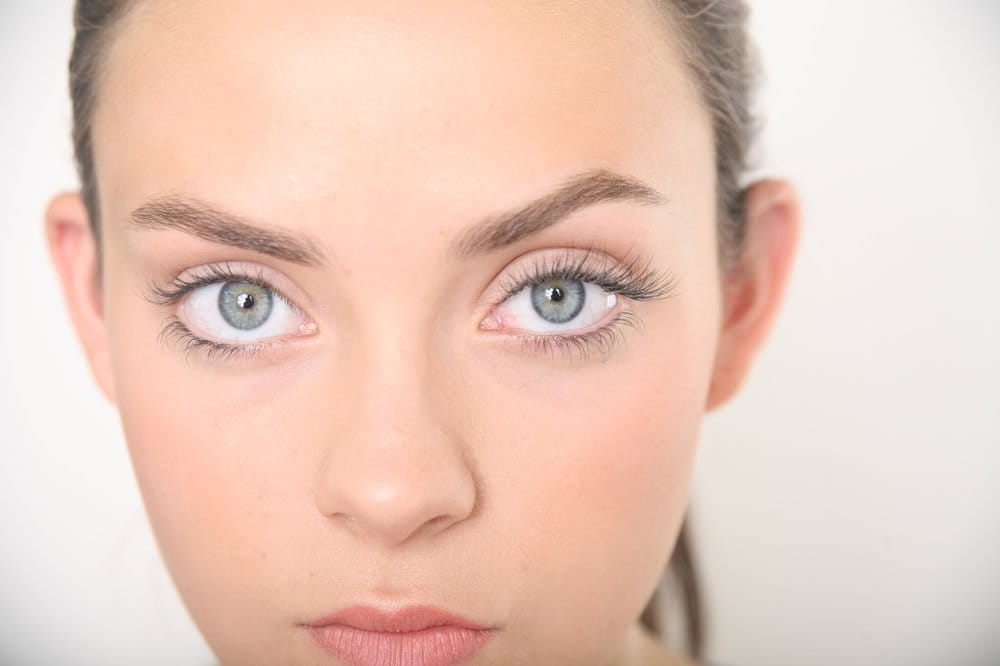eyelash extensions, before and after | Yelp