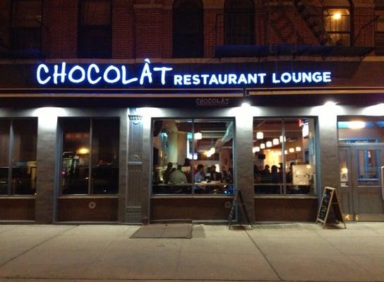 Chocolat Restaurant Harlem New York