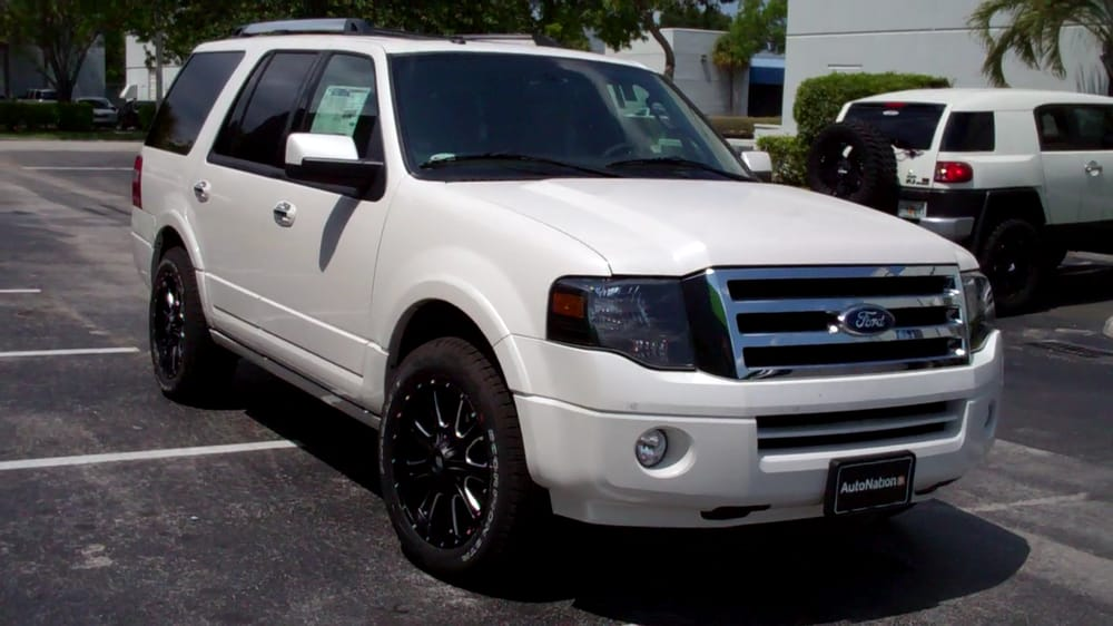 White Expedition Black Rims Related Keywords Suggestions White