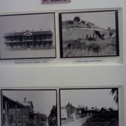 Gulf Beaches Historical Museum logo