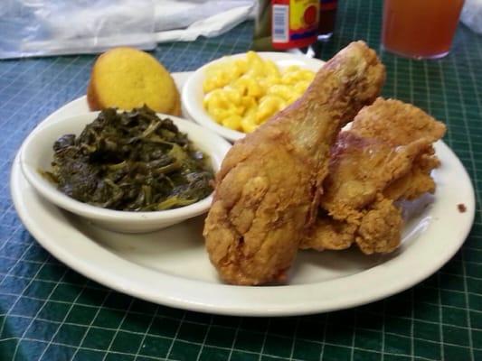 The Four Way Soul Food Restaurant Memphis Tn