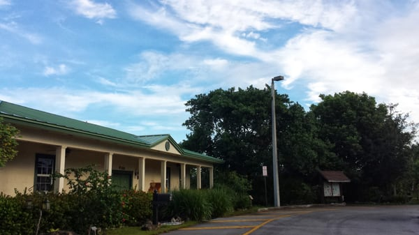 Sawgrass Nature Center Wildlife Hospital