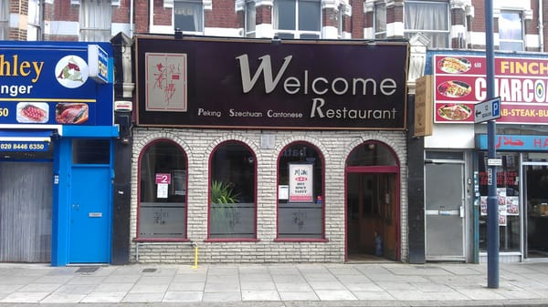 Welcome Chinese Restaurant Finchley