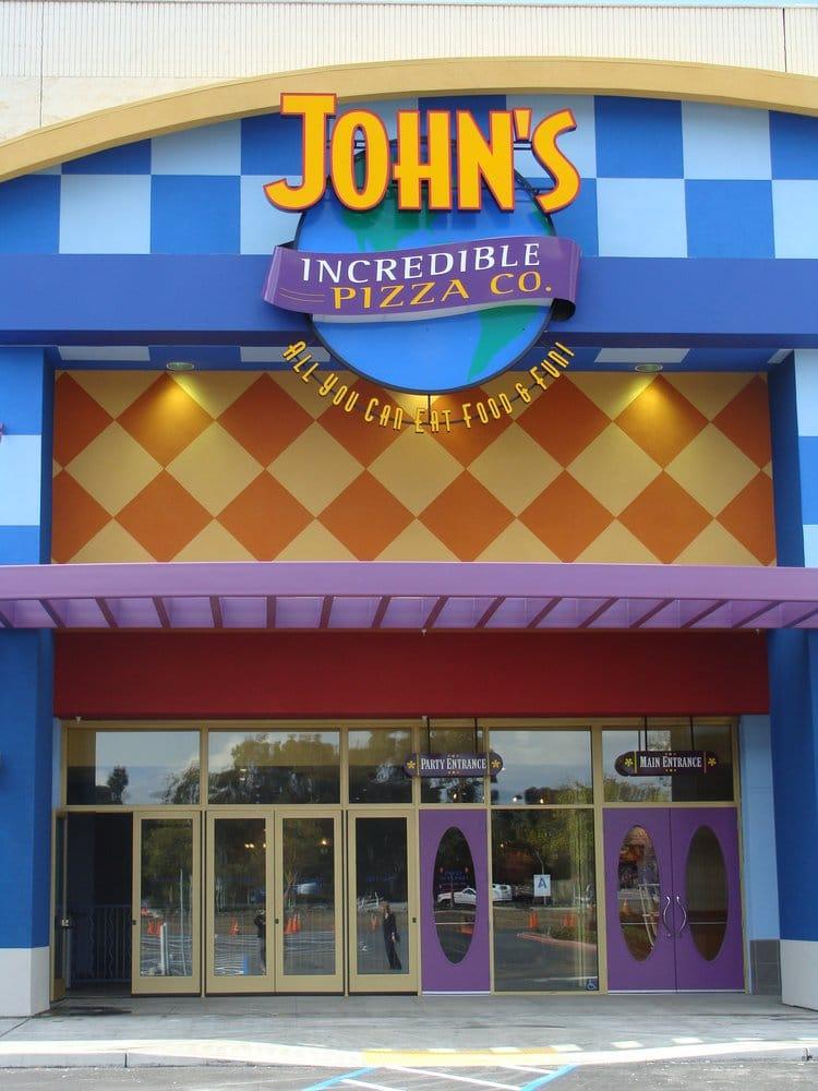 John's Incredible Pizza Company in National City, CA at ...