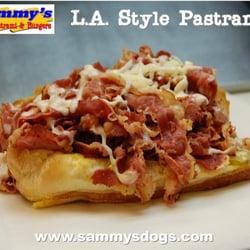 Sammy S La Pastrami Travel Channel