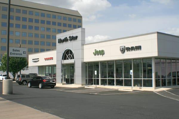 North Star Dodge Chrysler Jeep Oil Change Stations Yelp