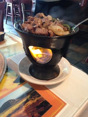 Abol Ethiopian Restaurant Menu