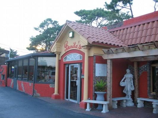 Benito S Brick Oven Pizza Pasta North Myrtle Beach Sc