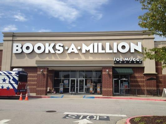 books million bookstores mcdonough