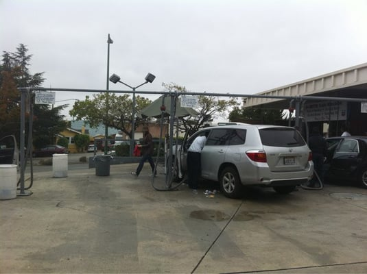 Chevron Gas Station Near Me With Car Wash