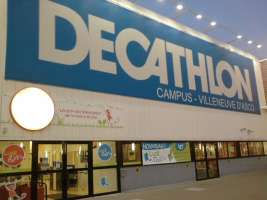 decathlon campus sports wear villeneuve d 39 ascq nord france yelp. Black Bedroom Furniture Sets. Home Design Ideas