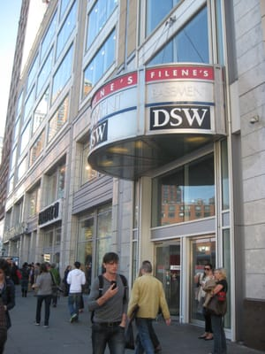 Union Square New York Shoe Store