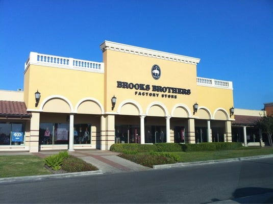 brooks brothers tanger outlet