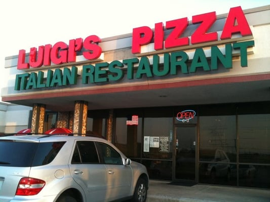 Italian Restaurant Near Me: Luigis Pizza Italian Restaurant