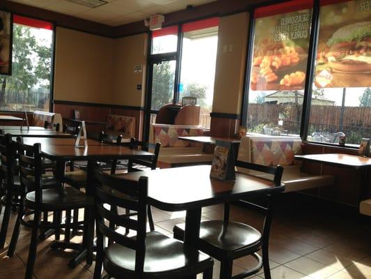 Restaurants Italian Near Me: Inside Of Burger King