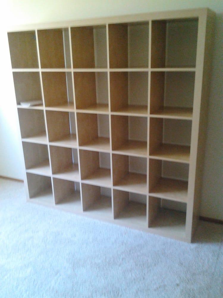 Ikea Cube Shelves Yelp