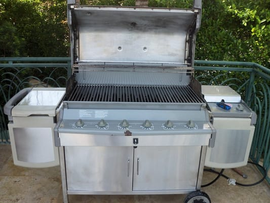 Weber Grill Repair Service And Professional Bbq Cleaning
