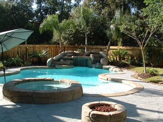 Backyard Oasis - Pool Cleaners - Livingston, TX