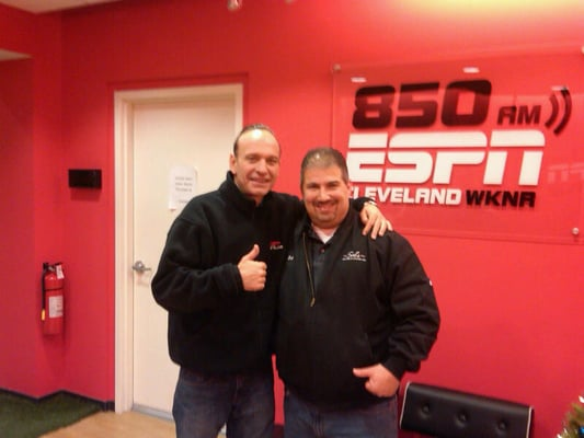 Sal And Tony Rizzo Espn Radio Sal Gave His Picks For The