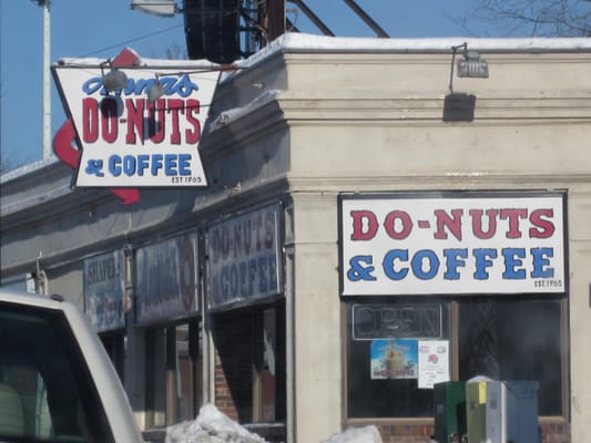 Anna S Hand Cut Donuts Donuts West Roxbury Ma Yelp