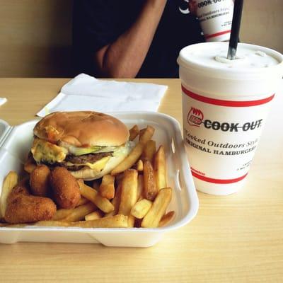 Fast Food Milkshake Reviews