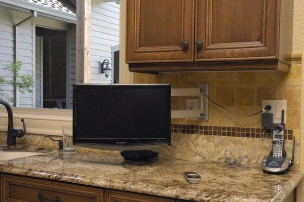 Small Kitchen TV | Yelp