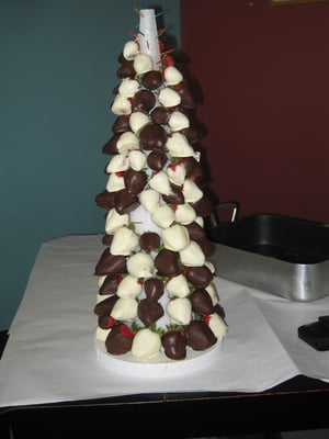 The Chocolate Covered Strawberry Tree Yelp