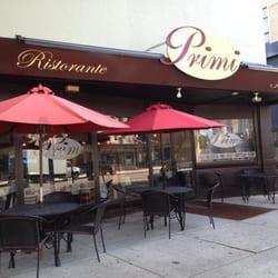 Primi Urban Cafe logo