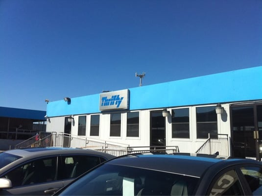 Thrifty's minimum age to rent a car in San Antonio is Some rentals, especially higher category vehicles, may have an additional fee if you are under Make sure to review Thrifty's policies to know if there is an additional cost before you book.