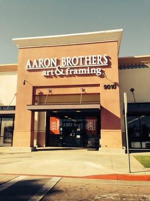 The Aaron Brothers website frequently features opportunities to save, such as 50% off of one item or 50% off of framing services. The company has a section of its website dedicated to coupons that give free products and up to 50% off of purchases%(57).