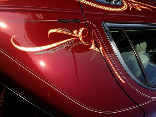 Metal Polishing Near Me >> Specializing in spun metal leafwork including gold leaf, aluminum leaf, candy leaf, and ...