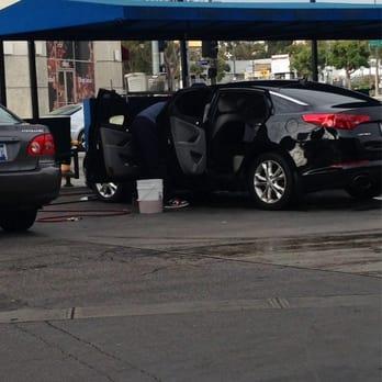 Bluewave car wash car wash sawtelle los angeles ca - Interior car cleaning los angeles ...