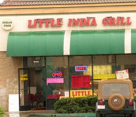 Pioneer Blvd Indian Restaurants